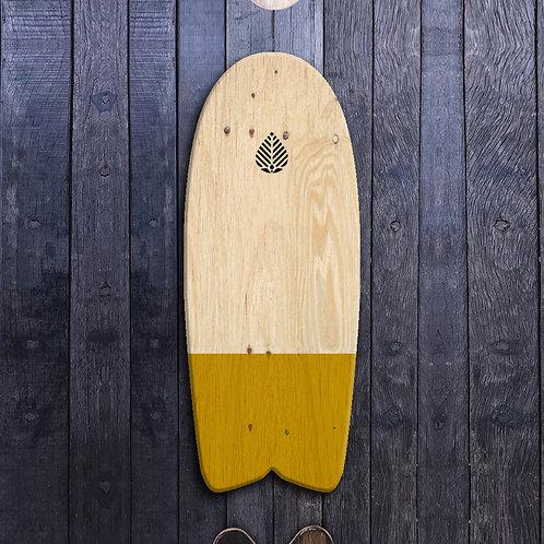 Prancha de Equilíbrio - Whale Tail Cúrcuma