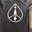 Thumbnail: Camiseta Aflora Sacred Energy - Stoned Black