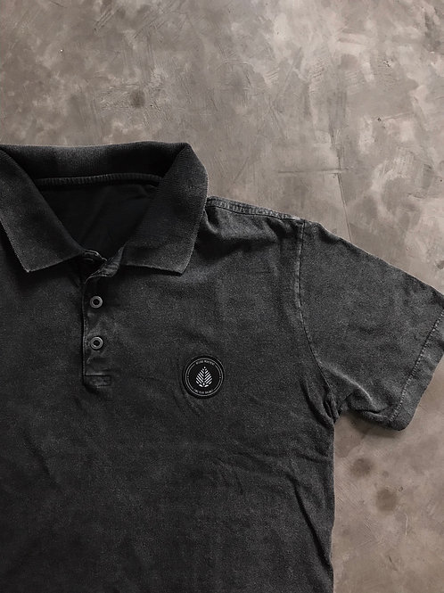 Camisa Polo Aflora - Casual Black
