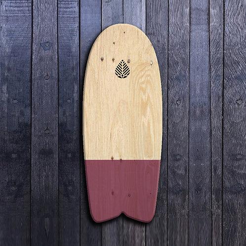 Prancha de Equilíbrio - Whale Tail Magenta
