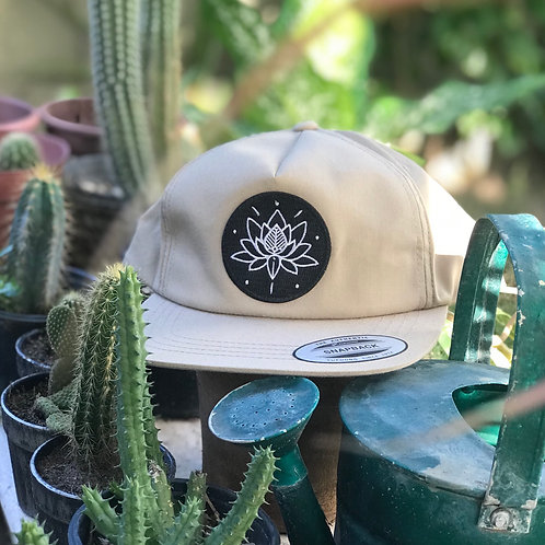 Boné Aflora Lotus -Khaki