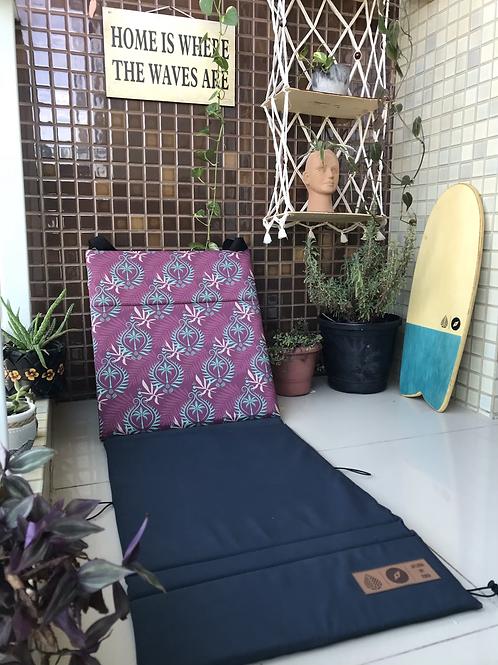 Cadeira Portátil Aflora  - Palm Tree