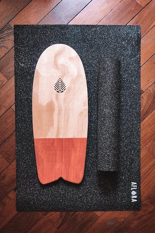 Prancha de Equilíbrio - Whale Tail Telha