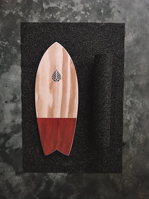 Kit Prancha de Equilíbrio - Fish Modern