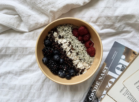 Quick Breakfast Ideas: Oatmeal