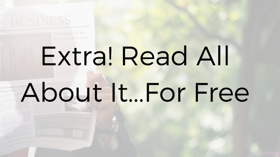 Extra! Read All About It...For Free