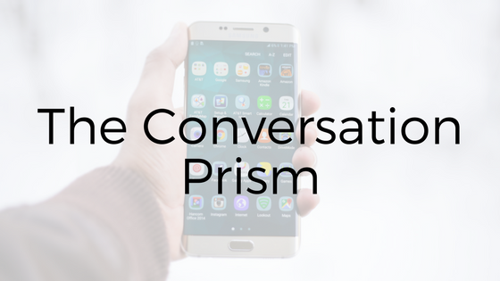 4 New Categories Added to the Conversation Prism