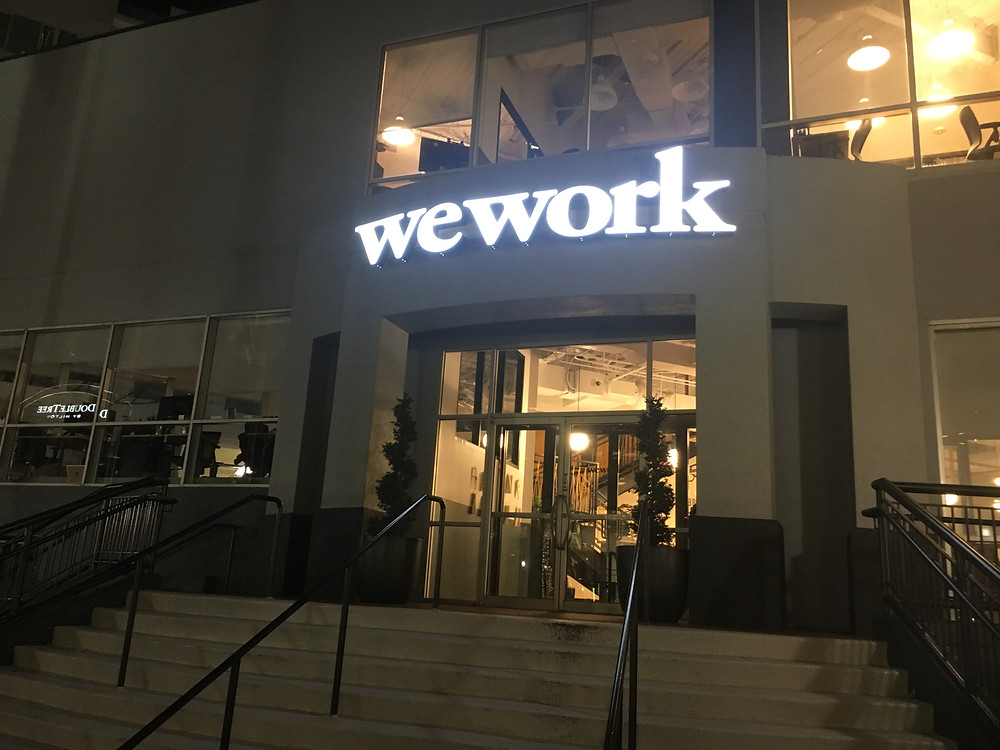 WeWork Tower Place - Buckhead