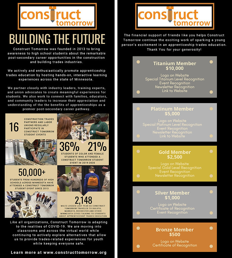 Construct Tomorrow - Building the Future