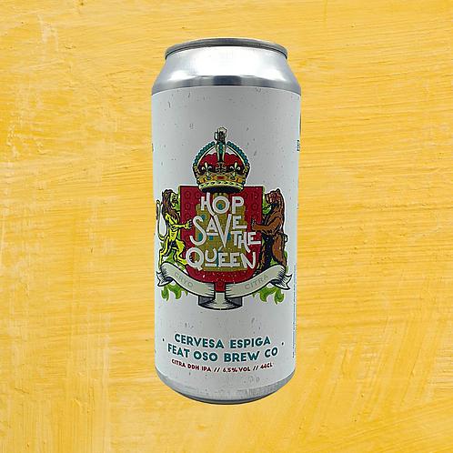 Espiga & Oso Brew Co | Hop Save the Queen (1 o 4 Latas)