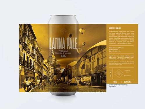 Barrio Series | Latina Pale (1, 4, 12 o 16 Latas)