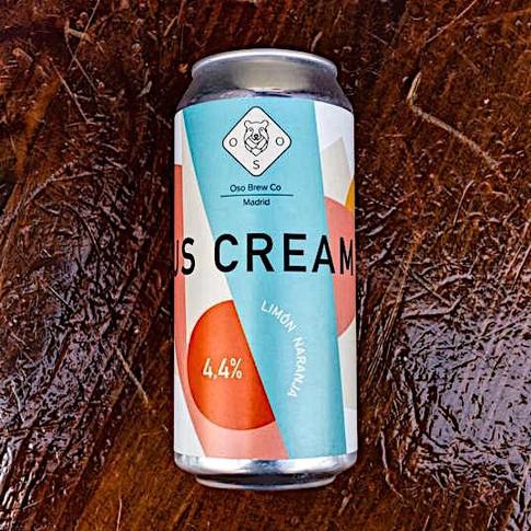 Citrus Cream Ale