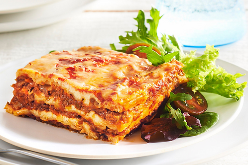 Homemade lasagne meal for 2 - local delivery or collection