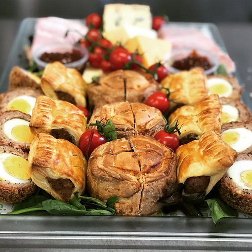 Ploughman's sharing platter for 6 people