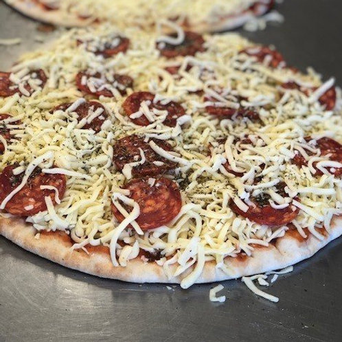 """Individual handmade 12 """" pizzas - local delivery or collection"""