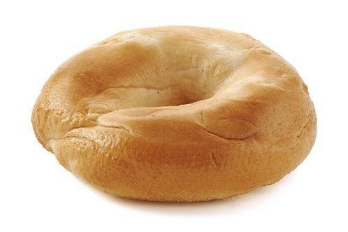 White bagel x 4 pack