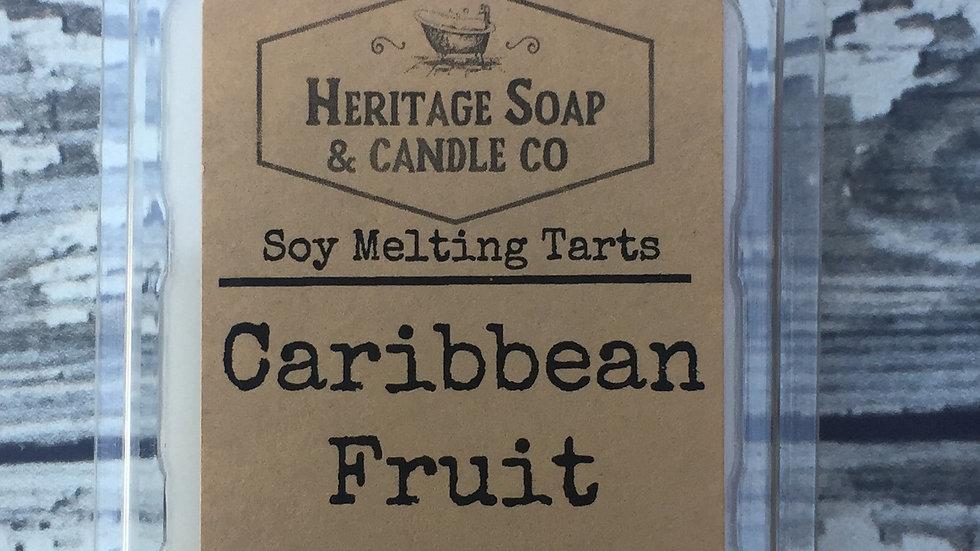 Caribbean Fruit Soy Wax Melts