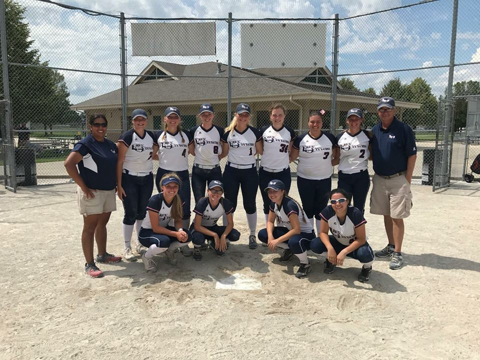 2017 Lady Hitmen 00 2nd Place NAFA Showcase - Rockford IL