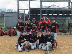 10u 1st Place Preseason Showdown