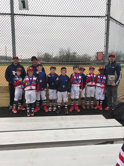 9u 1st Place Preseason Showdown
