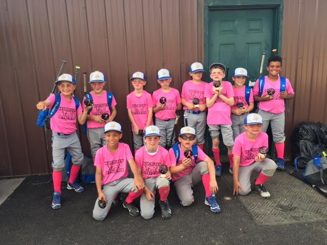 9u Wildcats 2nd