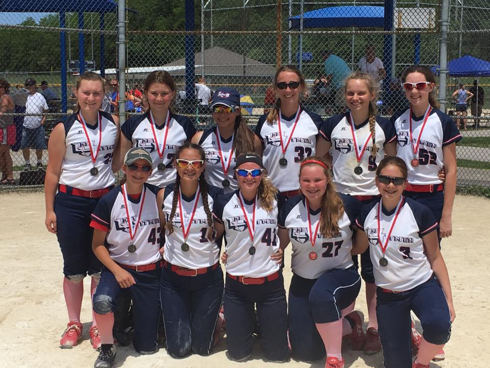 '02 Lady Hitmen 1st Place Gold Bracket - June 4th