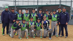 13u 1st Place Preseason Showdown