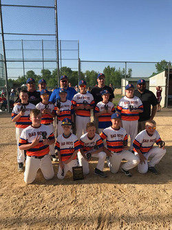 12u Bad Boys 2nd