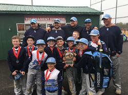 9u 2nd Place Preseason Showdown