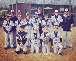 12u 1st Place Preseason Showdown