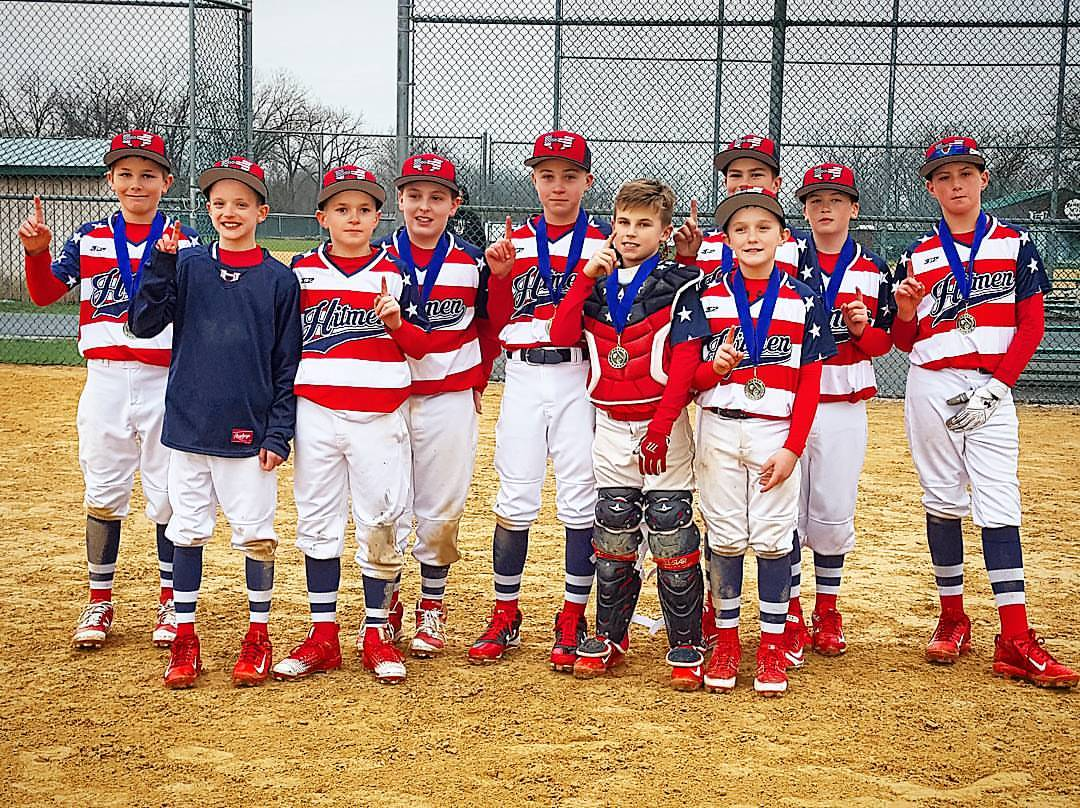 11u 1st Place Preseason Showdown