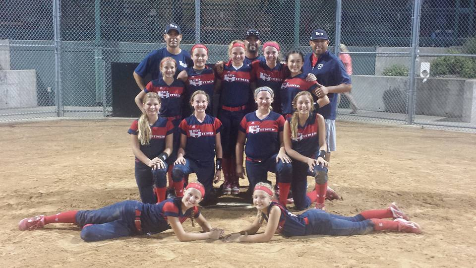 02 Lady Hitmen Aug 2016 Burlington Tournament Runner Up