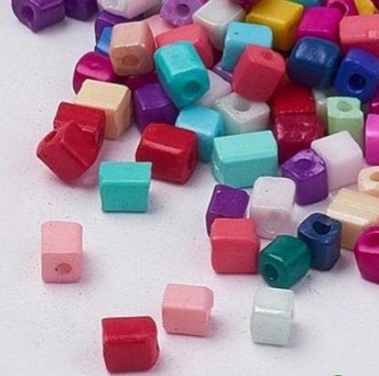 500 חרוזים מרובעים בכל מיני צבעים