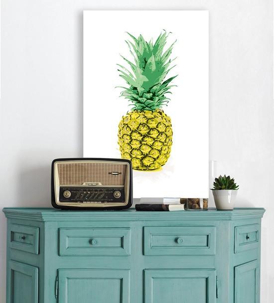 """Nunca foi tão divertido """"descascar"""" um abacaxi. 35 inspirações pra divertir sua vida"""