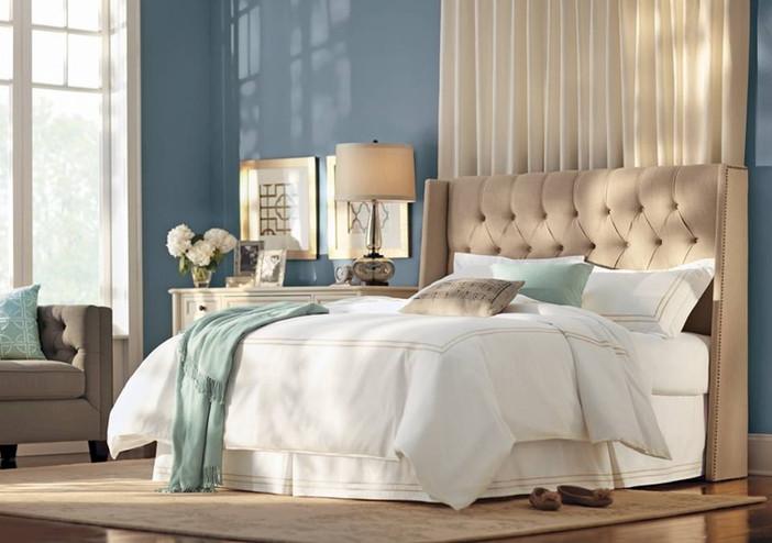 Durma com os anjos: você também pode ter um quarto dos sonhos.
