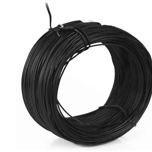 Black Twist Wire Tie Industrial Pack (Big Roll) black twist wire tie 2.4kg