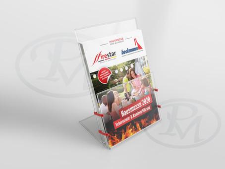 Flyer Design 1-seitig Gestaltung zum Festpreis brutto ab: 74,00 €