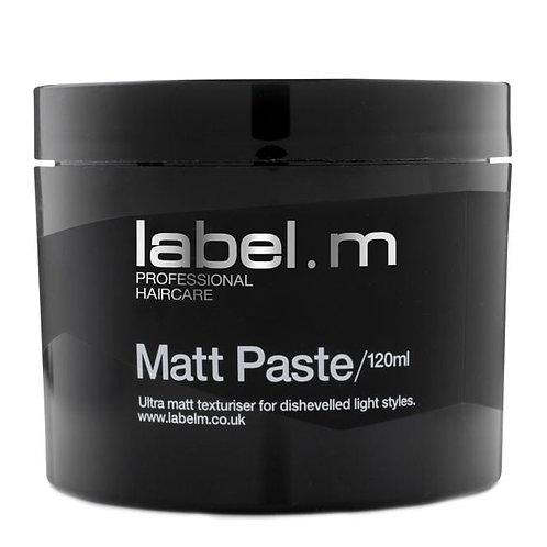 Label-m Matt Paste 120ml
