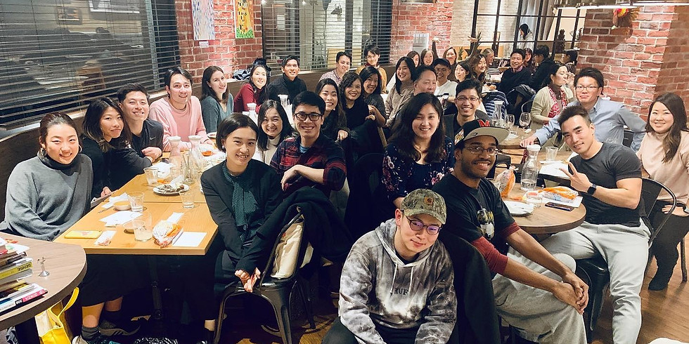 JACL x Nikkei in Japan Thanksgiving Dinner