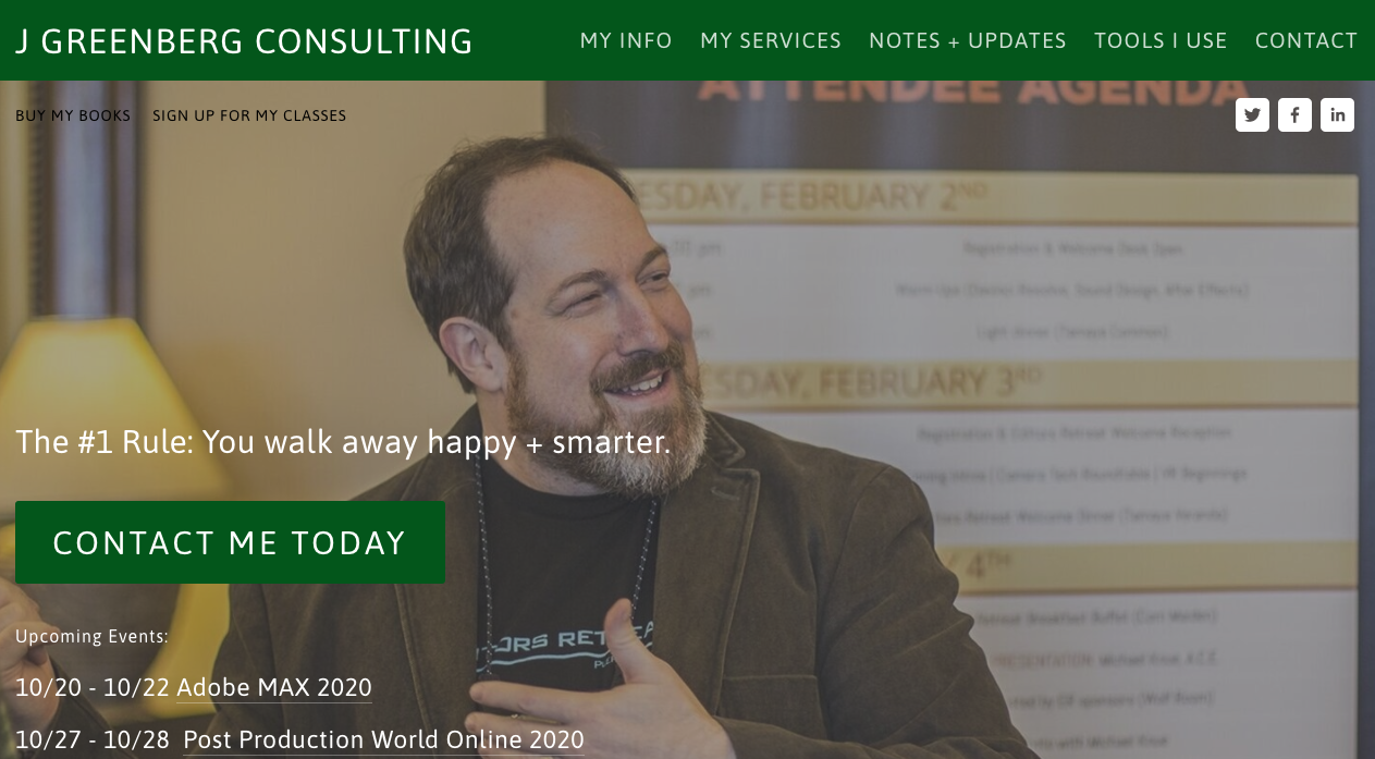 J Greenberg Consulting