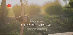 Reclaiming Abundance - Yoga & Wellness