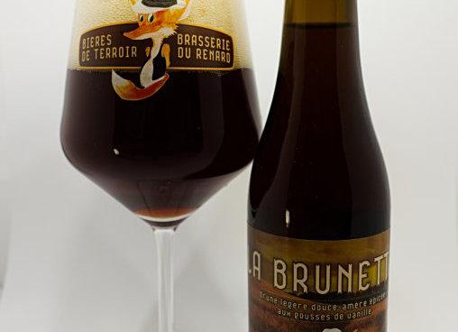 Bière la Brunette * (33cL)