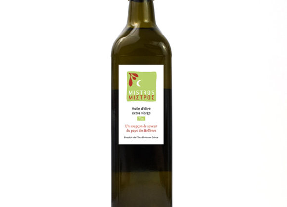 Huile Olive (bouteille) extra vierge * (75cl)