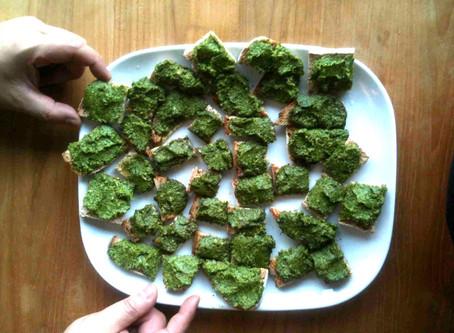Pesto special Vert d'iris