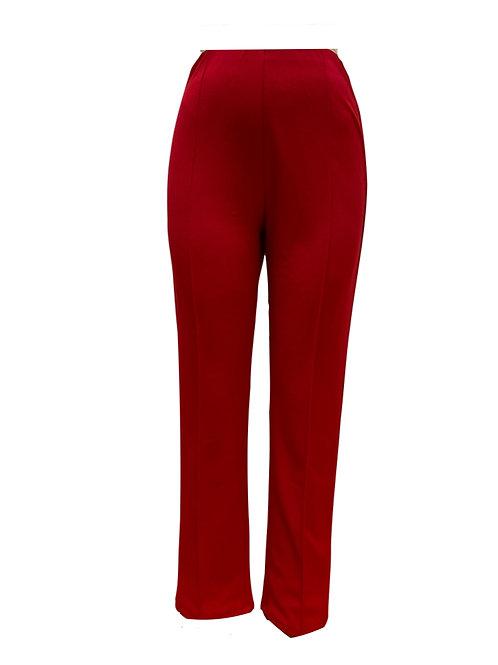 Burford Pant - Red