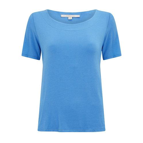 Miami T-shirt -Sky Blue