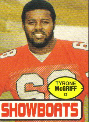 Tyrone McGriff won a Championship with P