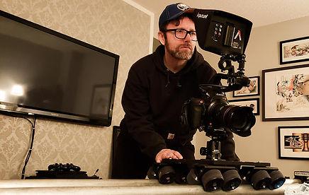 Indiegogo Teaser Trailer Shoot_ It's me,