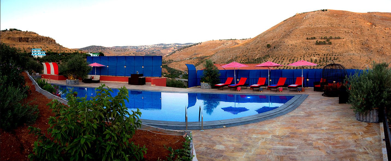 Private Hillside Pool Oasis