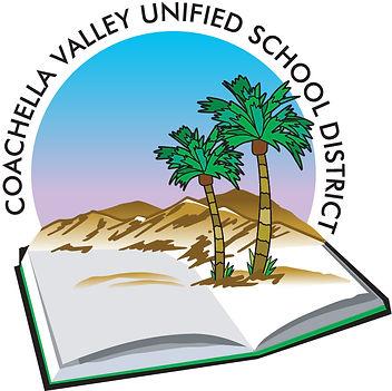 Logo Coachella Valley Unified School Dis